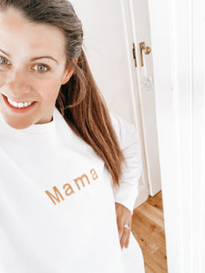 Organic cotton Mama jumper