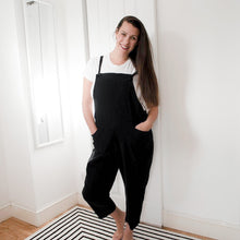 Load image into Gallery viewer, Ladies dungarees