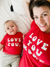 Load image into Gallery viewer, Love you kids t-shirt
