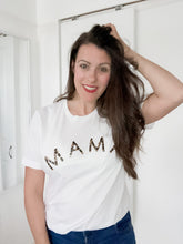 Load image into Gallery viewer, leopard print Mama Tee