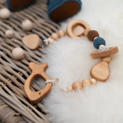 Pacifier & Teether Holder