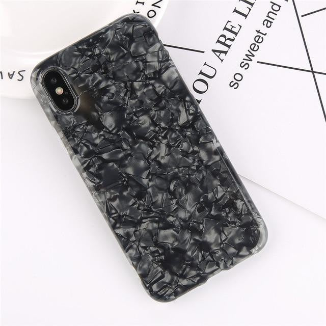 Black Bling Bling - Black Bling Bling / For iPhone X