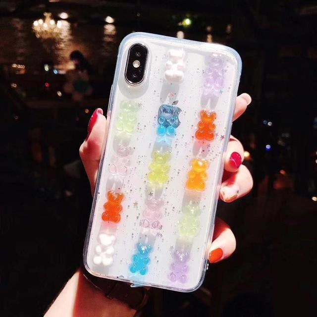 Gummy Bear - 1 / For iphone 6 6S