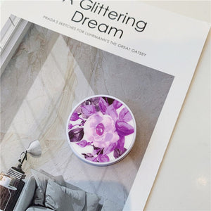 Purple Petal Pop Socket