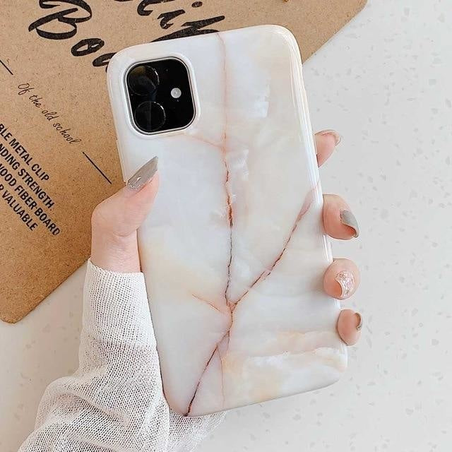 Shell Marble - For iphone 6 6S / MYL4