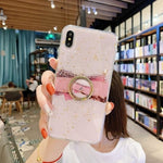 Silicone Cover (Pink) - 21D / For iphone 6 6S