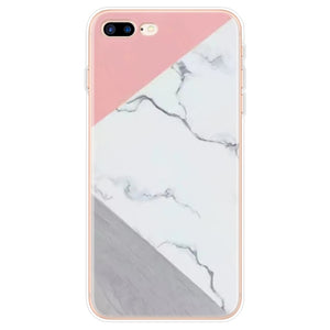 Three Color Marble - Three Color Marble / For iPhone 4 4S