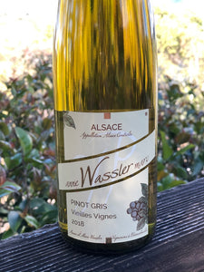 Alsace Old Vine Pinot Gris