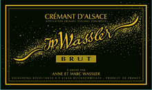 Load image into Gallery viewer, Cremant d'Alsace Brut