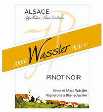 Load image into Gallery viewer, Alsace Pinot Noir