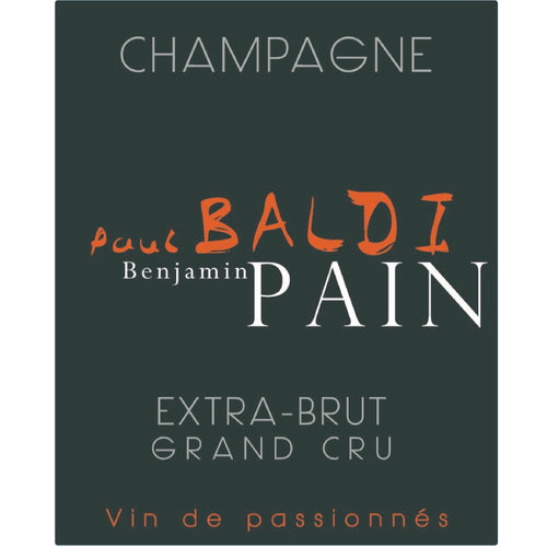 Baldi-Pain Champagne Grand-Cru