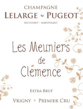 Load image into Gallery viewer, Champagne Les Meuniers de Clemence