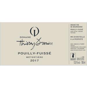 Pouilly-Fuisse Chardonnay