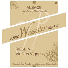 Load image into Gallery viewer, Alsace Old Vine Riesling