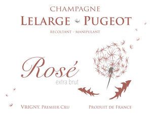 Champagne Extra-Brut Rose 2012