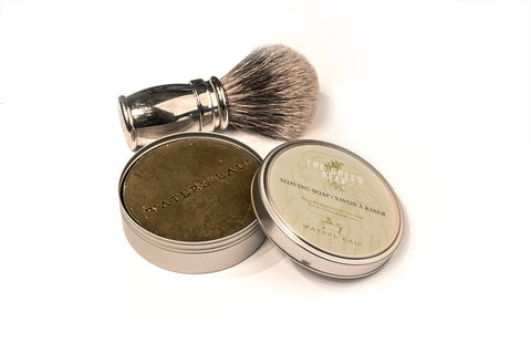 Waterl'eau 'The Green Deep' Shaving Soap