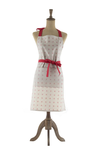 HOLIDOSE: HOLIDAY Apron - Margherita (Red)