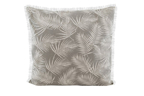 PALM Over-Sized Pillow (Natural/Goat)