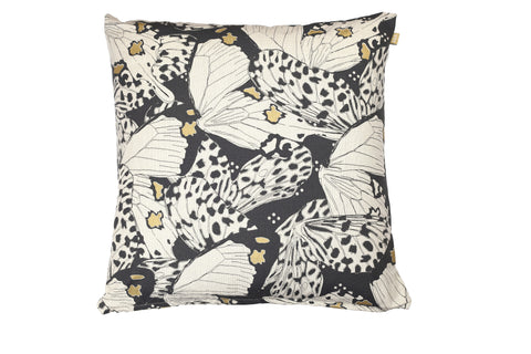 SWAN LAKE Pillow - Flutterby (Cygnet Grey)