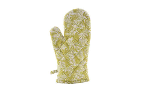 PALM Oven Mitt (Moss/Natural)