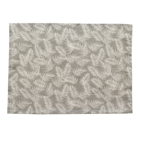 PALM Plastic Placemat (Goat/Natural)