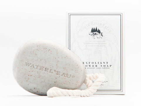 White River Falls - Shower Soap with Cord