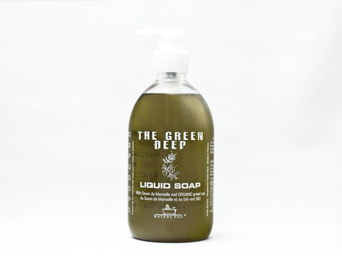 The Green Deep - Liquid Hand Soap