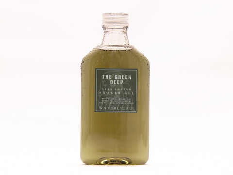 The Green Deep - 8 Ounce Shower Gel