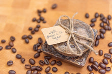 Load image into Gallery viewer, Organic Coffee Soap Bars