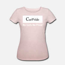 Load image into Gallery viewer, Curlpride Motto Tee