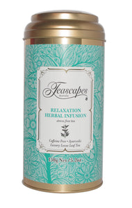Relaxation Herbal Tea Infusion 150g Tin