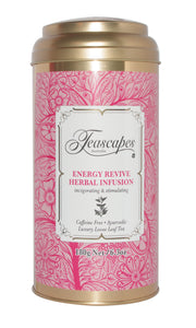 Energy Revive Herbal Tea Infusion 180g Tin