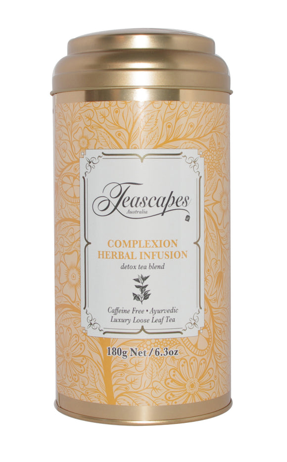 Complexion Herbal Tea Infusion 180g Tin