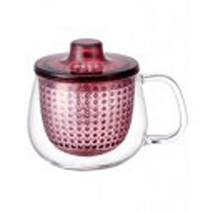 Kinto Unimug Red, Tea Mug