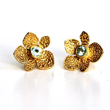 Load image into Gallery viewer, Blossom Earrings in Gold
