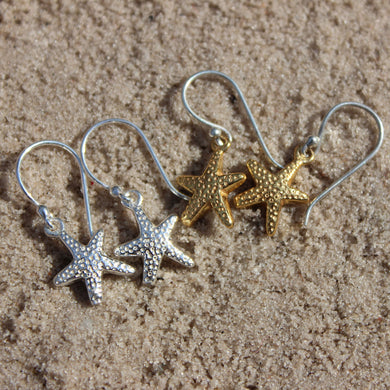 Little Star Hook Earring