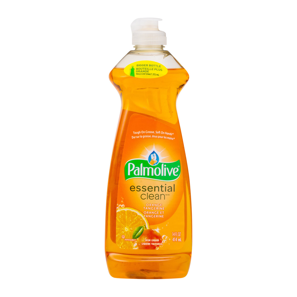 Essential Clean Orange Dishwashing Liquid | 414mL