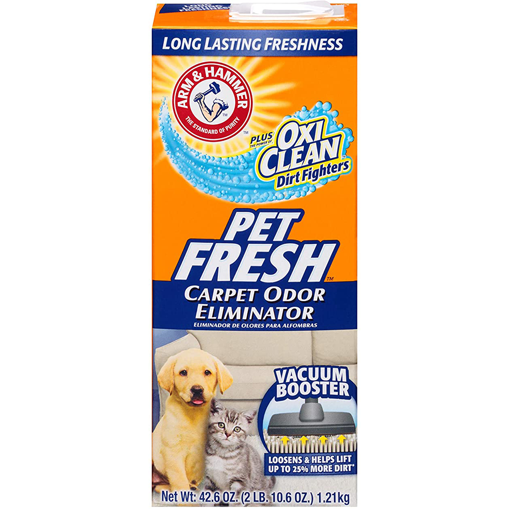 Arm & Hammer Pet Carpet Deodorizer | 700 g
