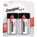 ENERGIZER MAX - BATTERY D2 (2/PK)