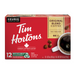 TIM HORTONS ORIGINAL GROUND COFFEE SINGLE SERVE CUPS MEDIUM ROAST (12 Ct)