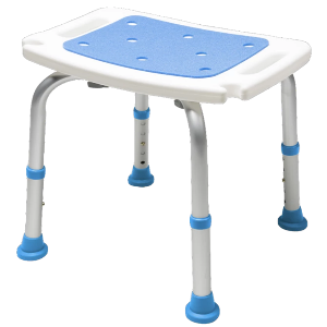 PCP ADJUSTABLE PADDED BATH SAFETY SEAT
