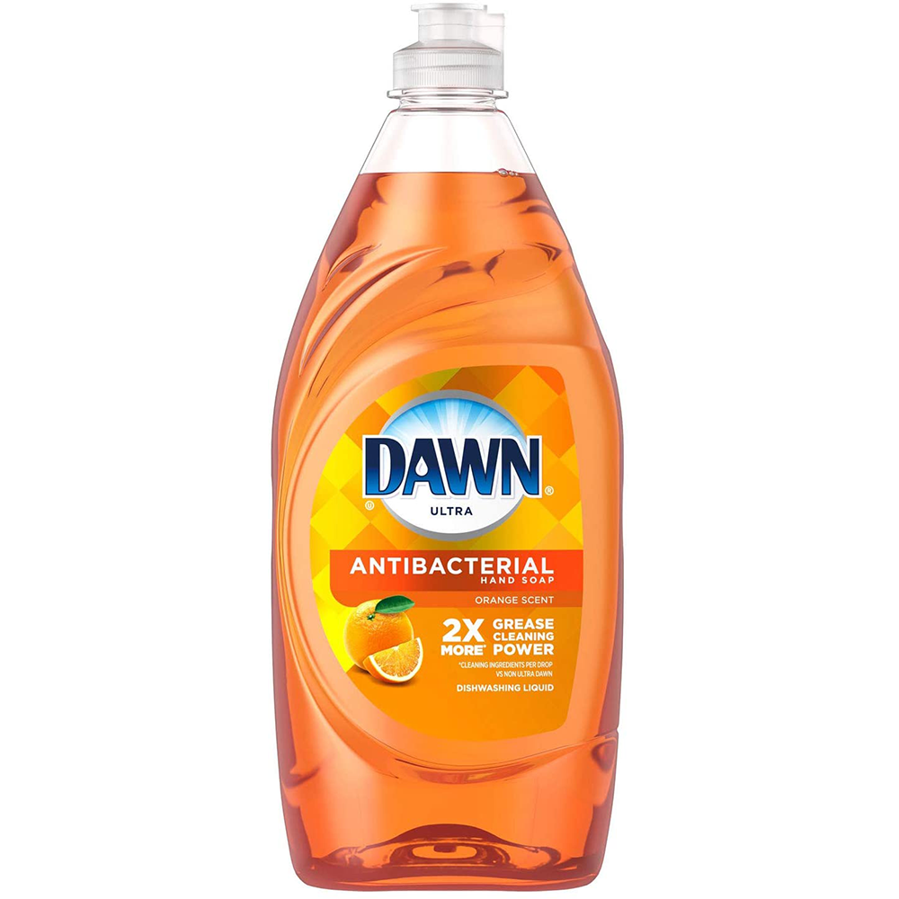 DAWN ULTRA ANTIBACTERIAL DISH LIQUID ORANGE SCENT (532 ML)
