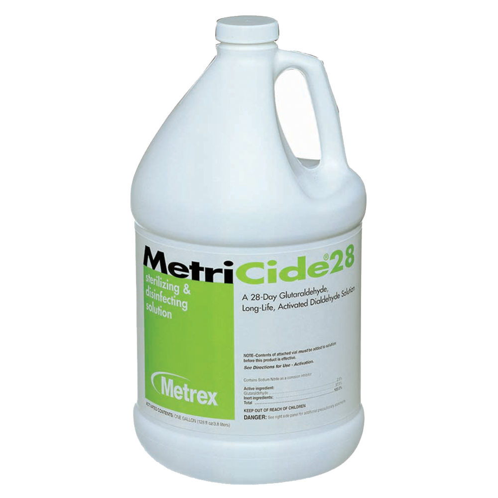 METRICIDE 28-DAY DISINFECTANT SOLUTION 3.8 L