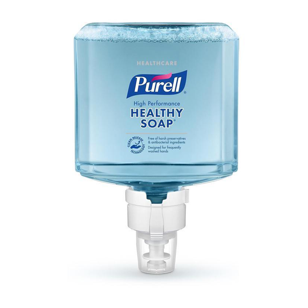 Purell Healthy Foam Hand Soap for ES6 Dispenser | 1200 mL | 2 Pack