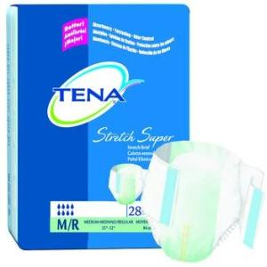 TENA STRETCH SUPER BRIEF