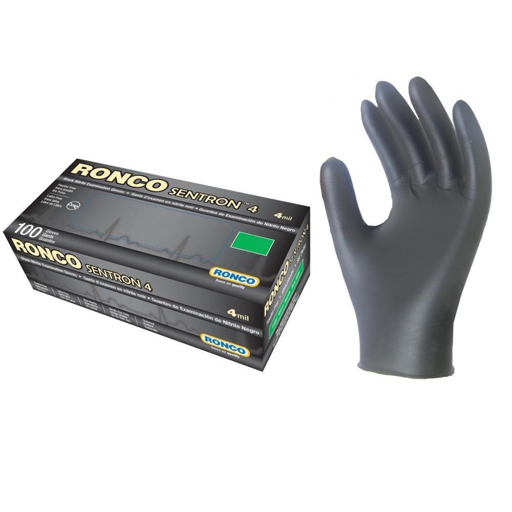 Sentron™ 6 Nitrile Examination Gloves | 6 Mil