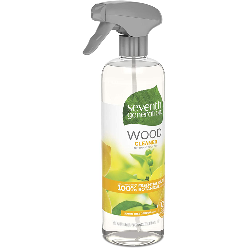 SEVENTH GENERATION WOOD CLEANER LEMON TREE GARDEN (680 mL)