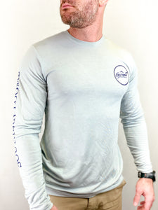 Silver Dry Fit Long Sleeve (Limited Edition)