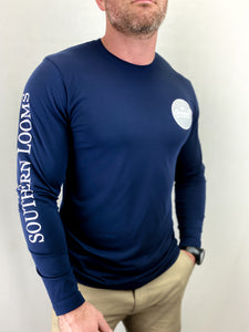 Navy Performance Dry Fit Long Sleeve (Limited Edition)