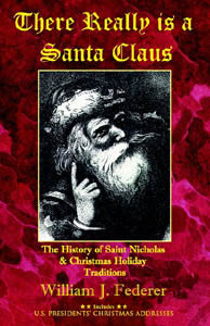 The History of Saint Nicholas & Christmas Holiday Traditions